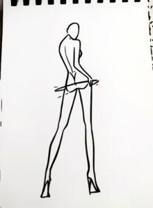 jak vybrat velikost kalhotek