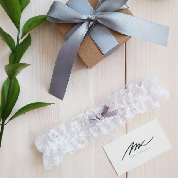 Svatební podvazek pro nevěstu